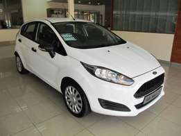 2016 Ford Fiesta 1.4 Ambiente 5dr.