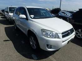 2009 Foreign Used Toyota, RAV4 Petrol For Sale - KSh2,300,000