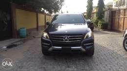 2015 Mercedes Benz ML 350 Available