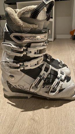 Buty narciarskie Salomon IMPACT 7 (26,5) Jaworzno • OLX.pl