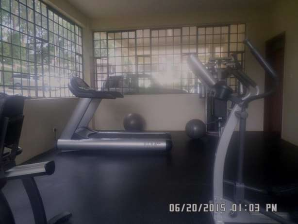 A furnished 2 bed apartment off State house road nairobi Kilimani - image 7