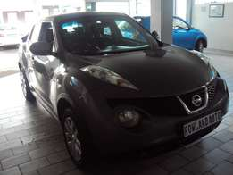 2012 Nissan Juke 1.6 for sell R120 000