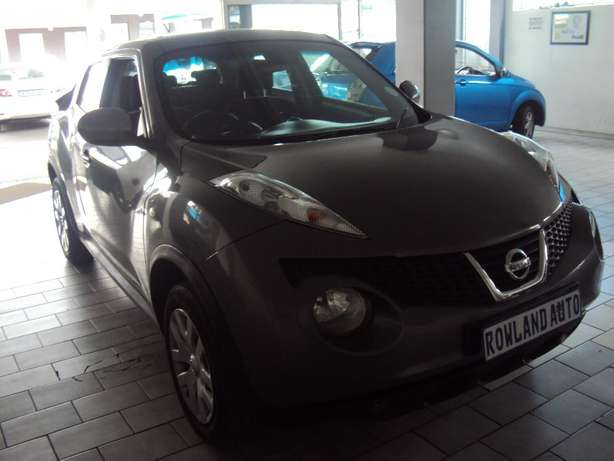 2012 Nissan Juke 1.6 for sell R120 000 Bruma - image 1