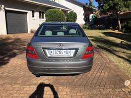 2008 Mercedes C220 cdi for sale