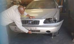 we buy volvo and honda accident damage cars