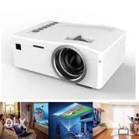 MINI LED Projector-32'' Clear Night Vision-6000/-