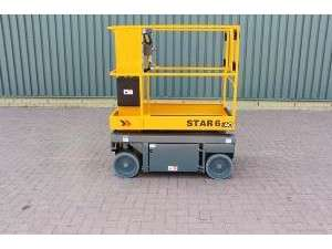 Haulotte STAR 6AC New / Unused, Electric, 5.8 m Working Hei - 2018 - image 18