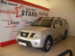 2011 Nissan Navara 3.0 dci Double cab LE AT 4x4