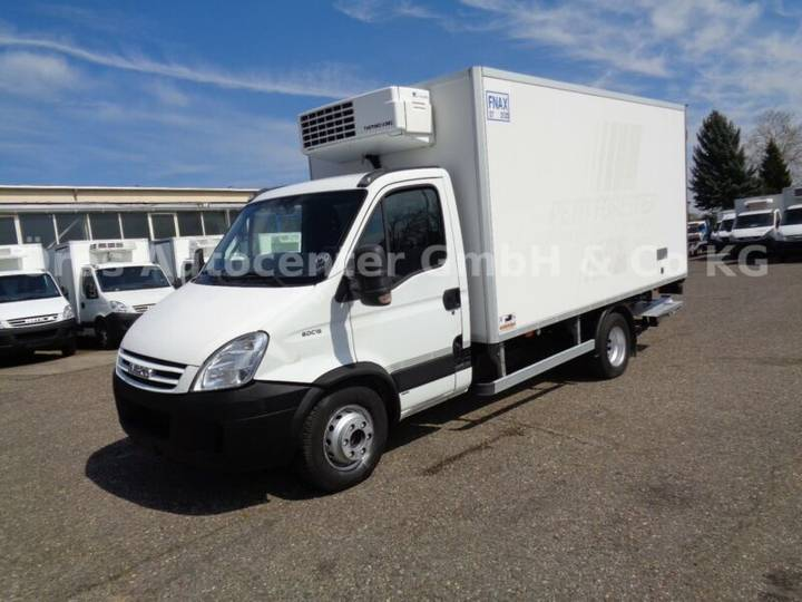 Iveco 60 C15 *Thermo-King V-500 4.15m*Tiefkühler*LBW* - 2008