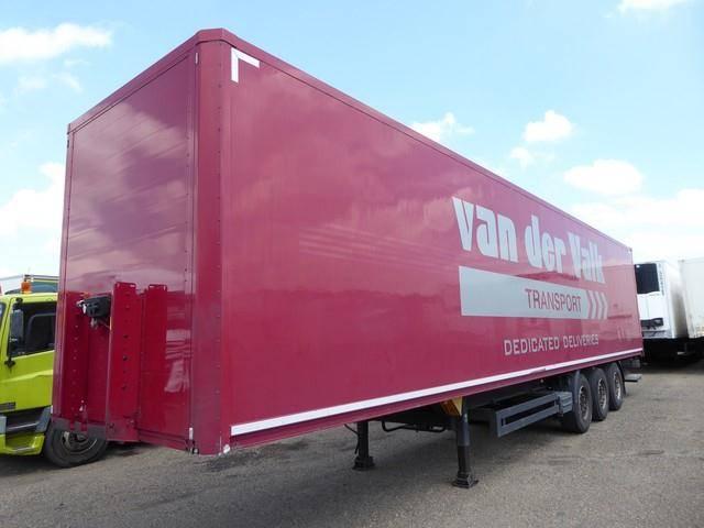 Koegel Box, SAF 2.70 hoog laadlift 2000kg - 2012