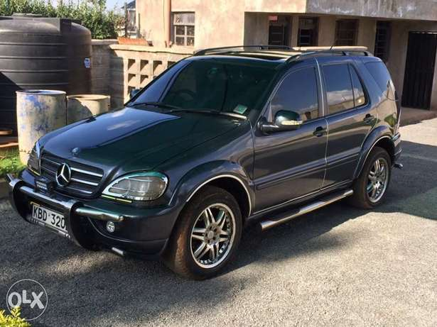 Mercedes Benz ML320 Woodly - image 1