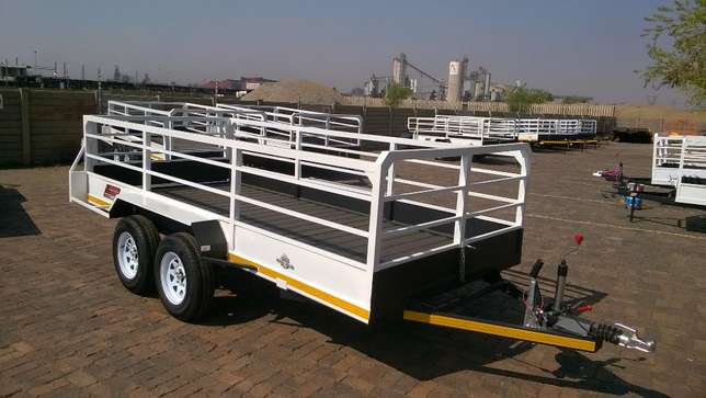 (Holiday sale on all sizes trailers.hook&go) Alberton - image 2