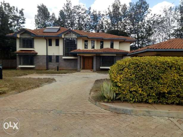 4bedroomed townhouse plus dsq to let in karen Ngong - image 1