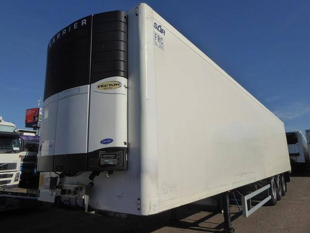 SOR Carrier Vector 1800 Multi Dual temp,trennwand - 2005