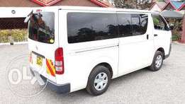 Reliable! Toyota Hiace KCM 2010 Auto Diesel