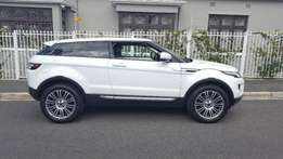 2012 Land Rover Evoque 2.2D Dynamique Coupe For Sale