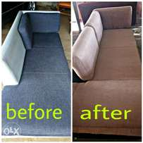 We Upgrade & Renovate Your Furniture's