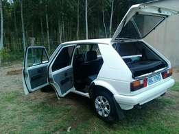 Hi am selling my golf running in a good condition