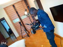 Video production equipments for hire