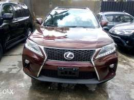 2014 Lexus Rx350 F-Sport (FOREIGN USED)