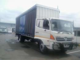 Toyota Hino 500 8T Tautliner For Sale