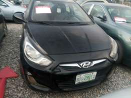Hyundai accent 2012 model Registered for Quick Sale