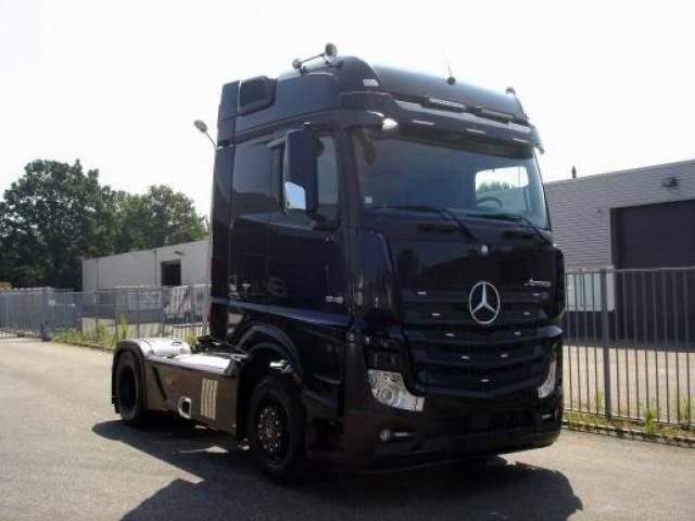 Mercedes-Benz ACTROS 1848 4X2 BIG SPACE EURO 6 - 2015