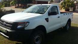 2014 ford ranger 2.2 single cab 88kw for sale