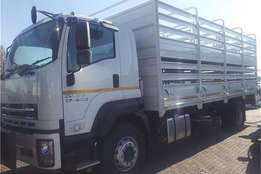 Isuzu Cattle Body Fxr 17-360