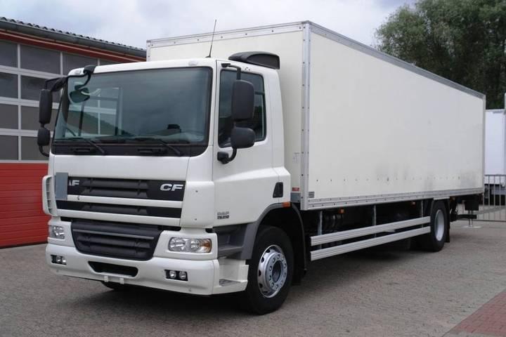 DAF Cf 75.310 Koffer 8,80m Lbw 2000kg Euro5 Tüv - 2010