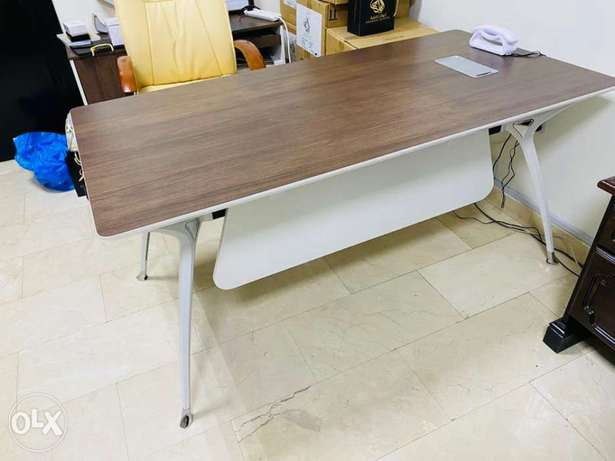 Wooden office tables for sale!