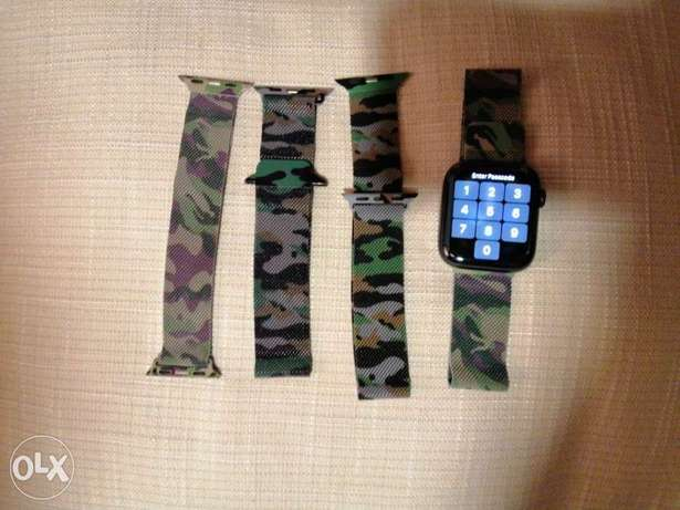 Apple watch army band (not watch)