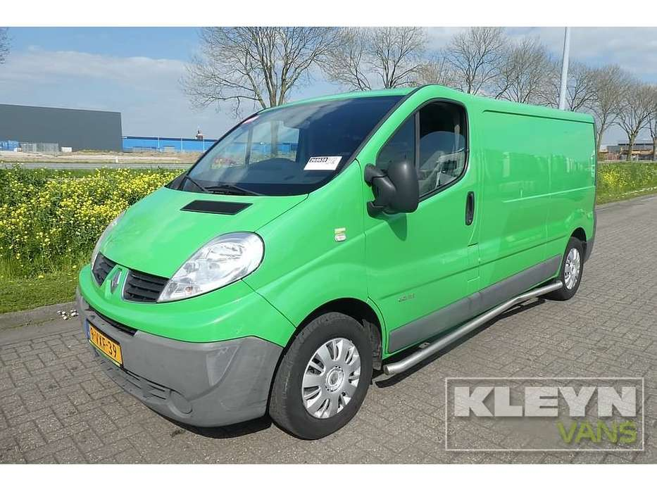 Renault TRAFIC 2.0DCI - 2012