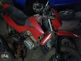 Lifan 200 for sale plus 2 extra motors