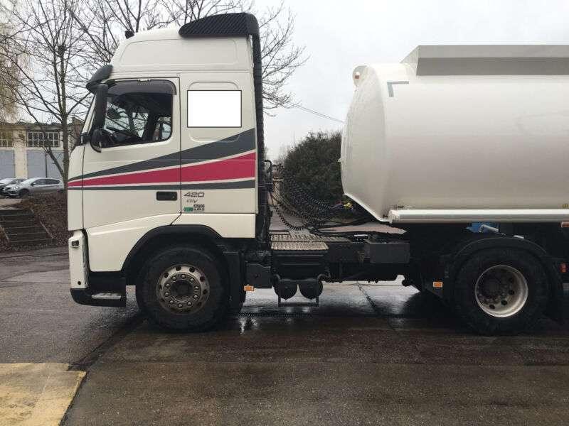 Volvo FH 420 ADR Tankwagen Hydraulik Gefahrgut A3/A1 - 2013