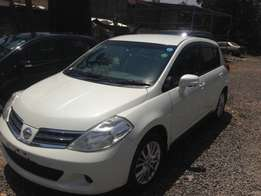 Nissan Tiida pay 60% n 8Months installments at a slight price change