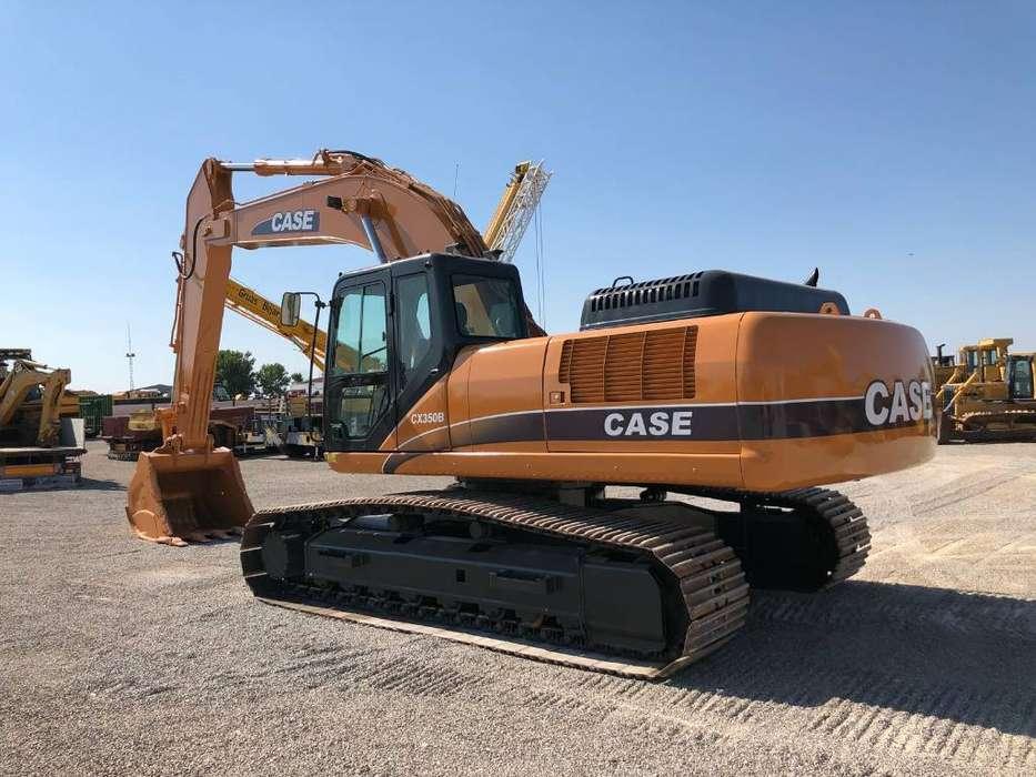 Case cx 350 - 2008