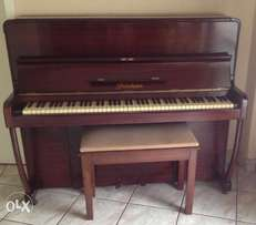 Pruchner upright piano for sale