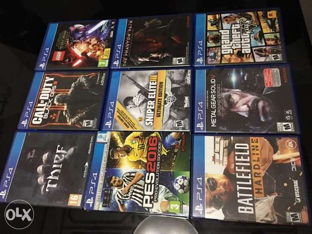 Ps4 disc for sell Ibadan Central - image 2