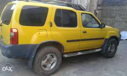 Nissan Xterra Jeep 2003 for give away price