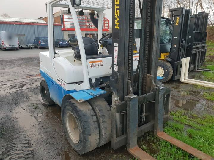 Hyster H5.0FT - 2008