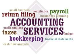 Bookkeeping and tax planning services