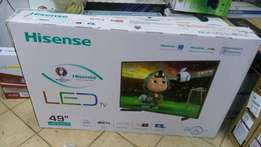 Hisense 49 satelite led tv