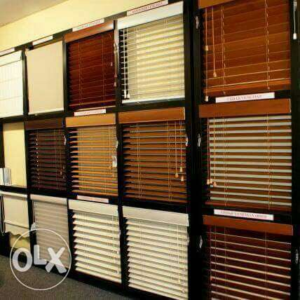 Wooden window blind Lagos Mainland - image 1