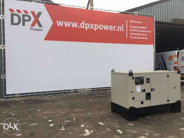 Mitsubishi S4S-DT61SD - 44 kVA - DPX-17603 - To be Imported Nairobi CBD - image 3