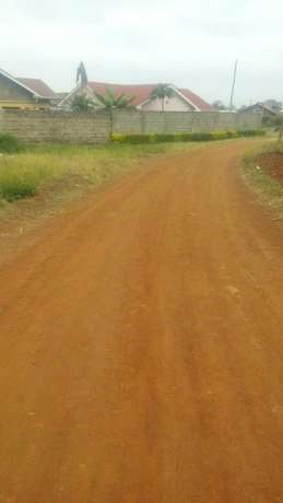 Own a land in Juja - 1/8 acre Ten min drive way from Thika super highway Thika - image 3