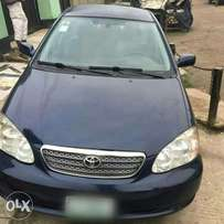2006 Toyota Corolla registered for sale