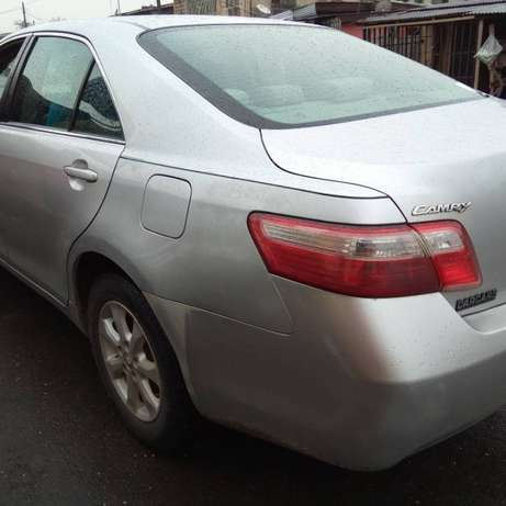 Registered Toyota Camry Muscle 2008 Model Upgraded to 2010 Model Alimosho - image 4