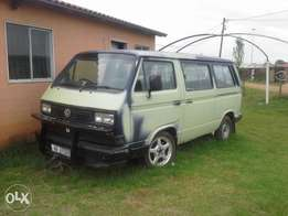 98 Carravelle for sale R30000 or swap with small car