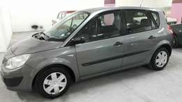 One owner Renault Scenic